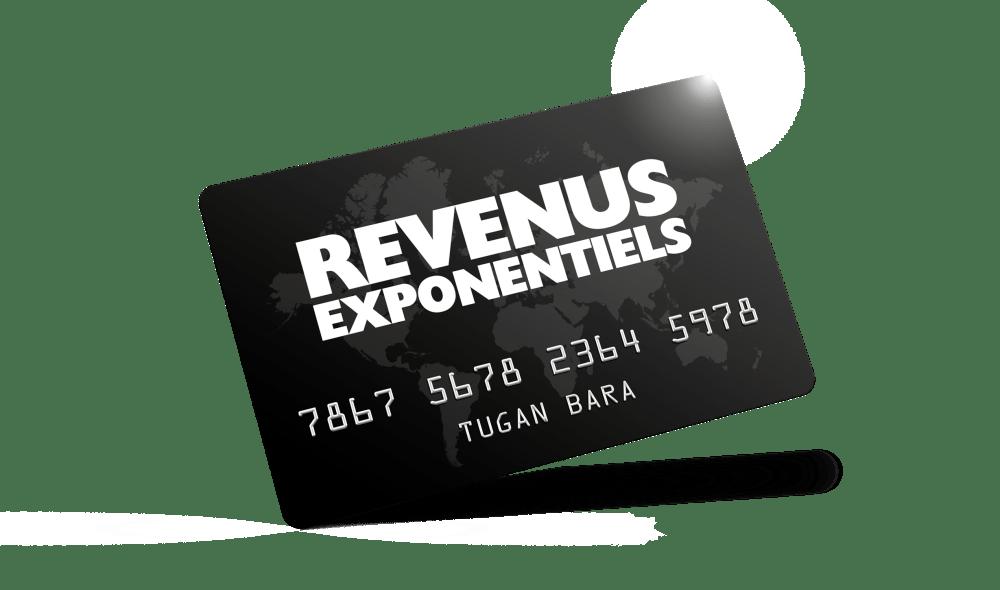Revenus exponentiels