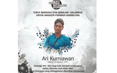 Obituari: Ari Kurniawan, aktivis yang selalu ada untuk mereka.