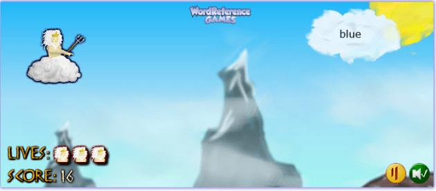 Révisez votre vocabulaire anglais avec ce jeu proposé par Wordreference.com