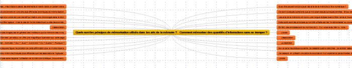 Importation de texte long dans une carte mentale MindMaple