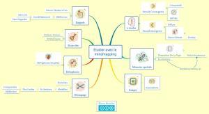 Comment étudier avec le mindmapping ?