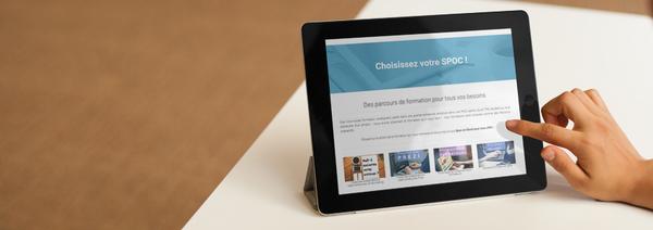 Concevoir une formation en ligne avec le design thinking : mettre la formation sur le marché et continuer à réajuster si nécessaire