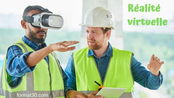 Réalité virtuelle : quand réel et digital se mêlent de façon indissociable