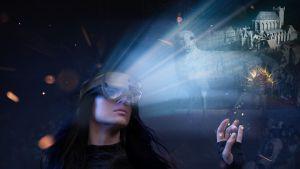 Le Parcours jan Van Eyck et l'Agneau mystique en AR ou Réalité augmentée