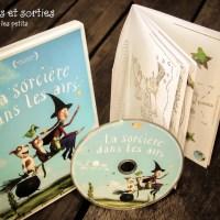 La sorcière dans les airs Résumé par Des livres et sorties pour les petits
