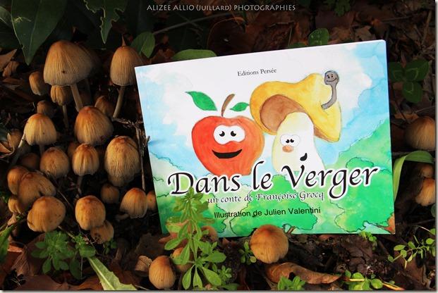 Chronique du livre Dans le verger de Françoise Grocq