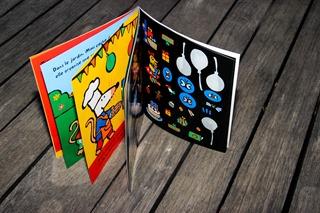 Mimi fete son anniversaire le livre Lucy Cousins Albin Michel Jeunesse