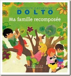 Ma famille recomposée livre jeunesse
