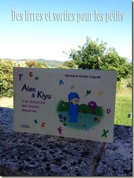 Alex et Kiyu a la recherche des lettres disparues livre jeunesse (2) copie