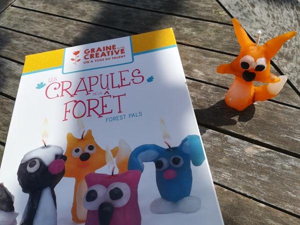 fabriquer des bougies enfants animaux