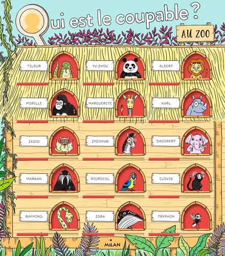qui est le coupable au zoo milan