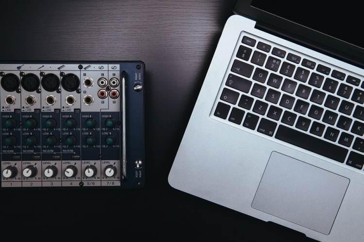 apple macbook équipement DJ
