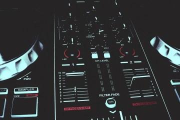 equipement DJ controleur