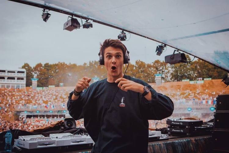 Kungs dj français live festival