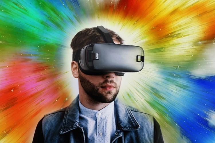 DJ du Futur VR Realite Virtuelle Casque