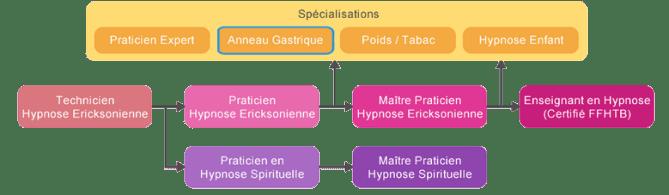 formation anneau gastrique hypnotique