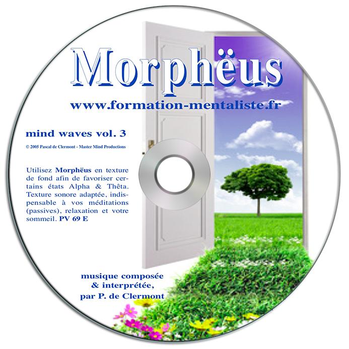 CD Volume 3 : MORPHËUS