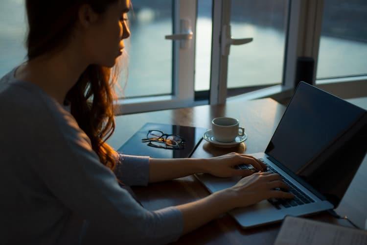 Métier rédacteur web à domicile