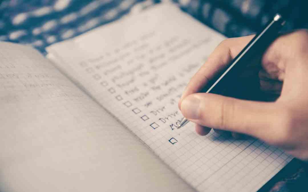 Rédaction : 5 points à Vérifier Avant de Rendre un Article