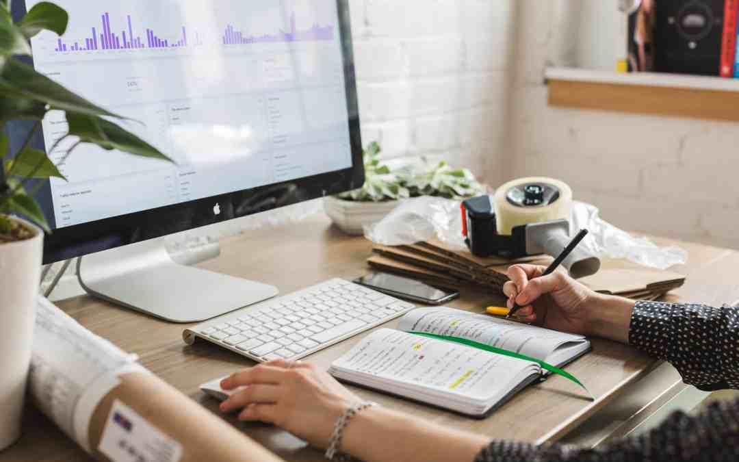 Organisation d'un rédacteur web | Mode d'emploi