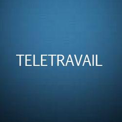 formation organisation du télétravail