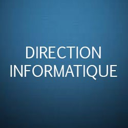 Formation Direction Informatique