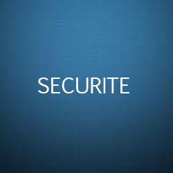 Formation Secteur de la sécurité
