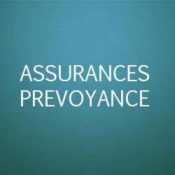 assurances et prévoyance