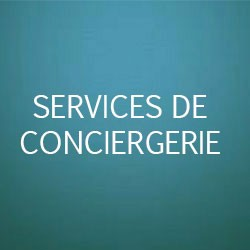 services de conciergerie