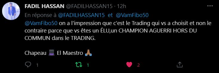 formation de haut niveau en trading