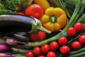 apport en légumes dans régime sans