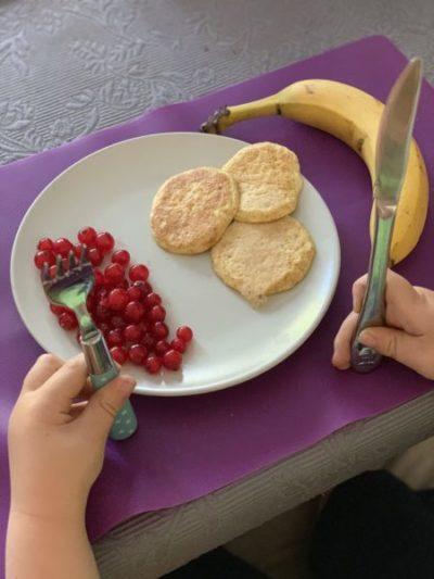 petit déjeuner pour enfants