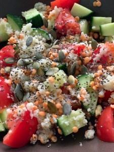 Repas rapides pour le soir à base de couscous