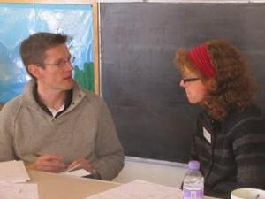 Nick and Ruth