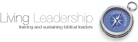 Living Leadership logo