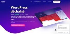 faire la formation en ligne DIVI pour WordPress