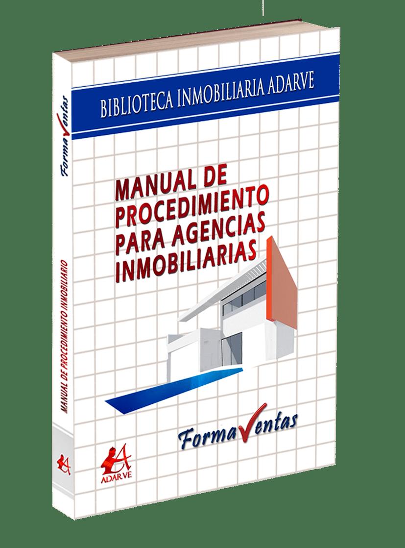 Libro relieve procedimiento inmobiliario