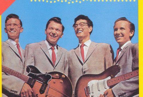 Buddy Holly Chirping Crickets