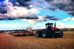 Farming Lake Grace