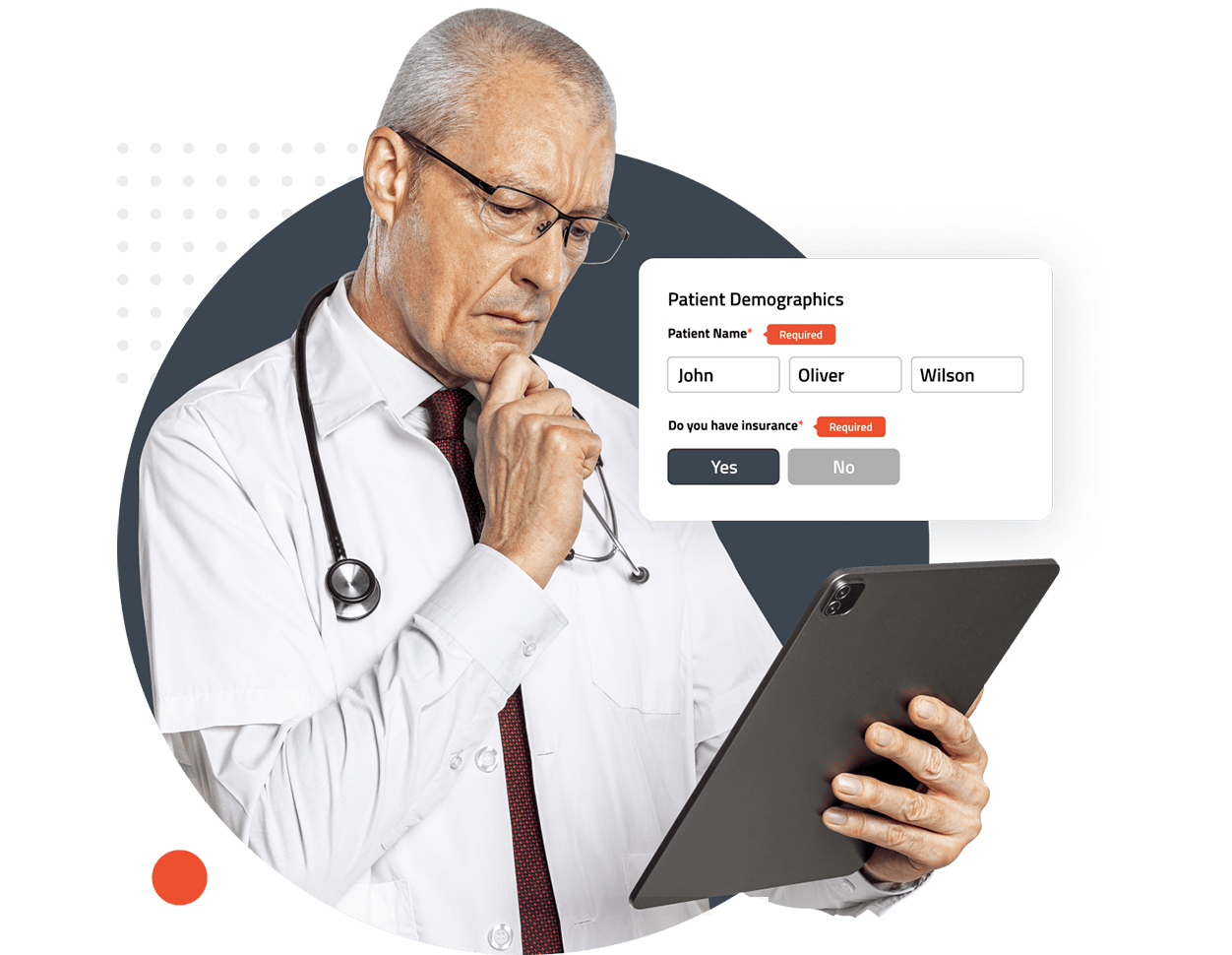 Required HIPAA Compliant Form Fields