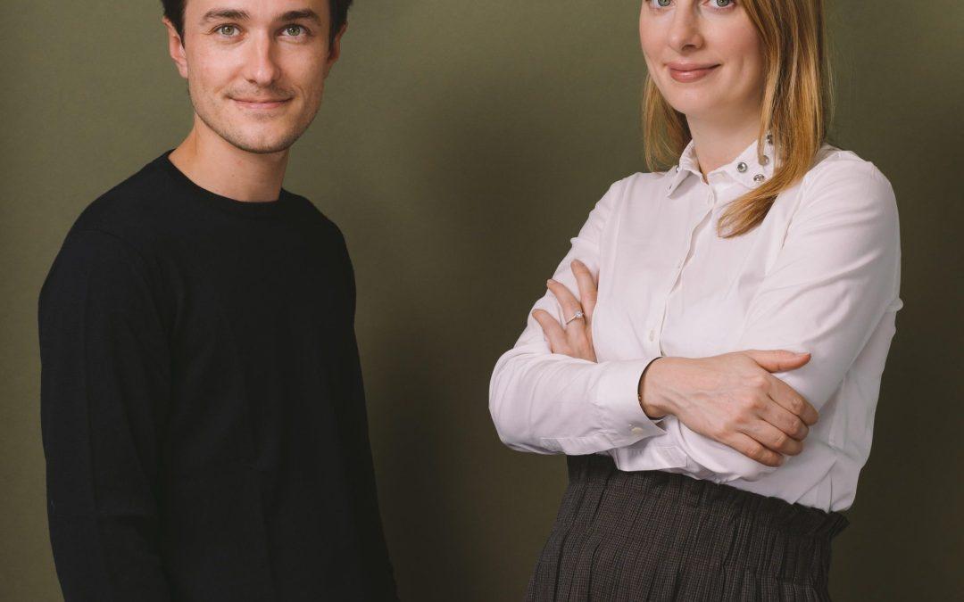 Matthieu & Pauline ou la formule gourmande à double sens.