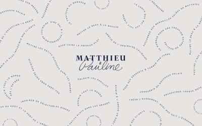 Matthieu & Pauline : Formule(s) à partager