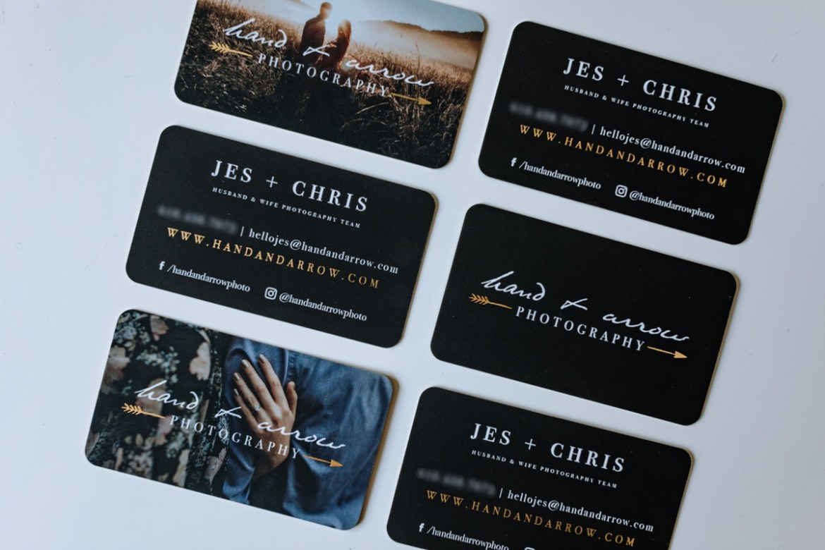 How to Create Photography Business Cards (Part 2): Get Good