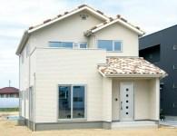 プロバンス風の家