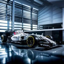 Williams Martini Racing FW32