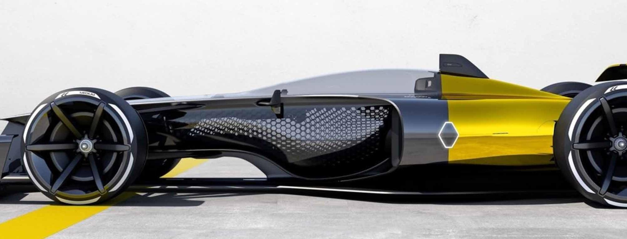 Renault Sport R.S. 2027 Vision