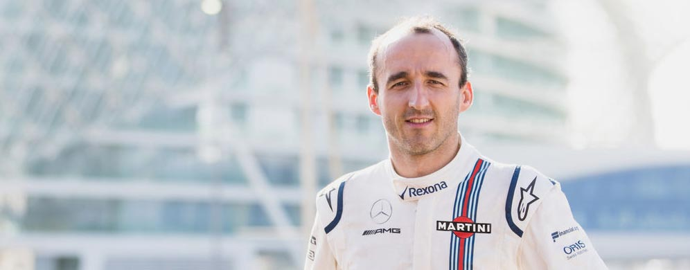 Robert Kubica - Williams Racing