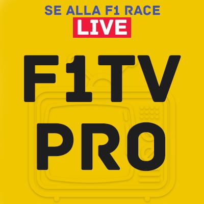 Köp F1 TV Pro och se alla race live.