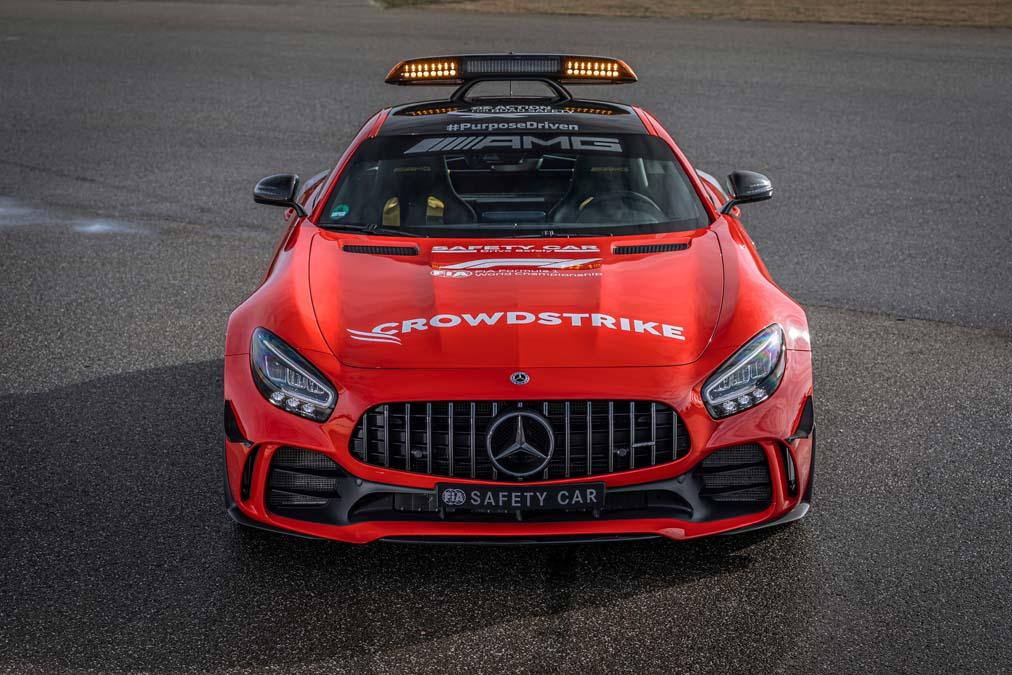 F1 Safety Car - Mercedes AMG GT R