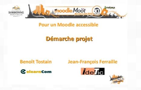 Moodle access